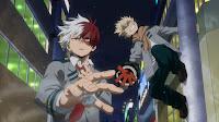 ヒロアカ5期 | 轟焦凍 爆豪勝己 かっこいい | Todoroki Bakugo | 僕のヒーローアカデミア アニメ | My Hero Academia | Hello Anime !