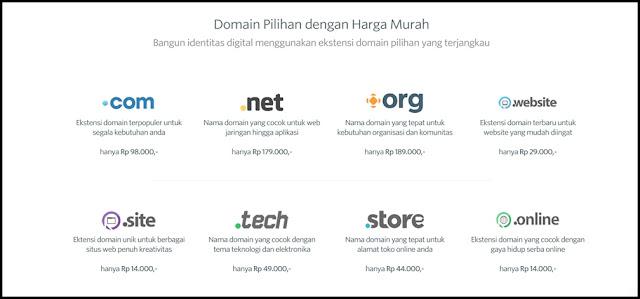 domain blog murah