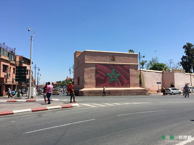 北非摩洛哥冒險記第9天:巴西亞皇宮與El Badii皇宮 迷人的馬拉喀什老城區