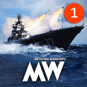 MODERN WARSHIPS: Sea Battle Online - VER. 0.45.8 Unlimited Bullets MOD APK