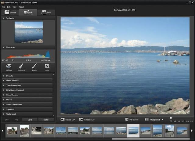 برنامج الكتابة على الصور Writing on the images - تحميل مجاني
