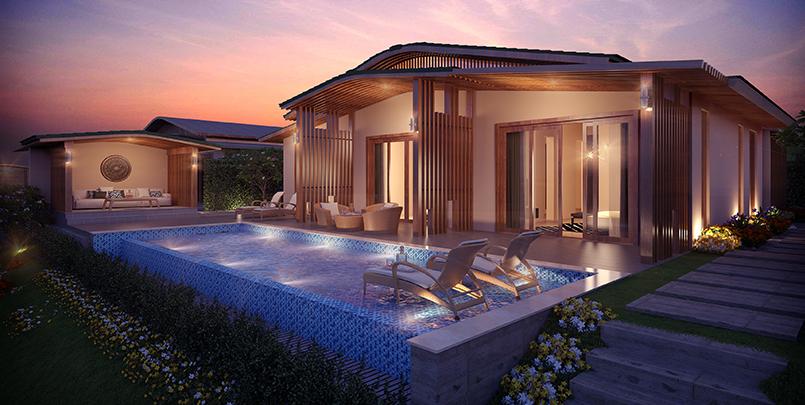 Biệt thự Movenpick Nha Trang - cơ hội đầu tư lớn