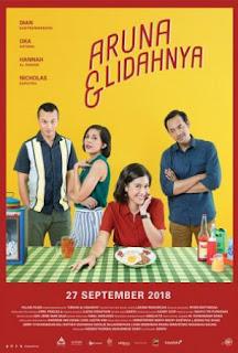 Film Aruna & Lidahnya 2018 [CGV Cinemas]