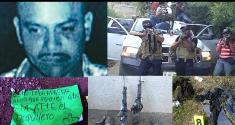 Gobierno protege a grupo delictivo Los Tequileros; operativos en Guerrero sólo han servido para contener, no para enfrentarlos.