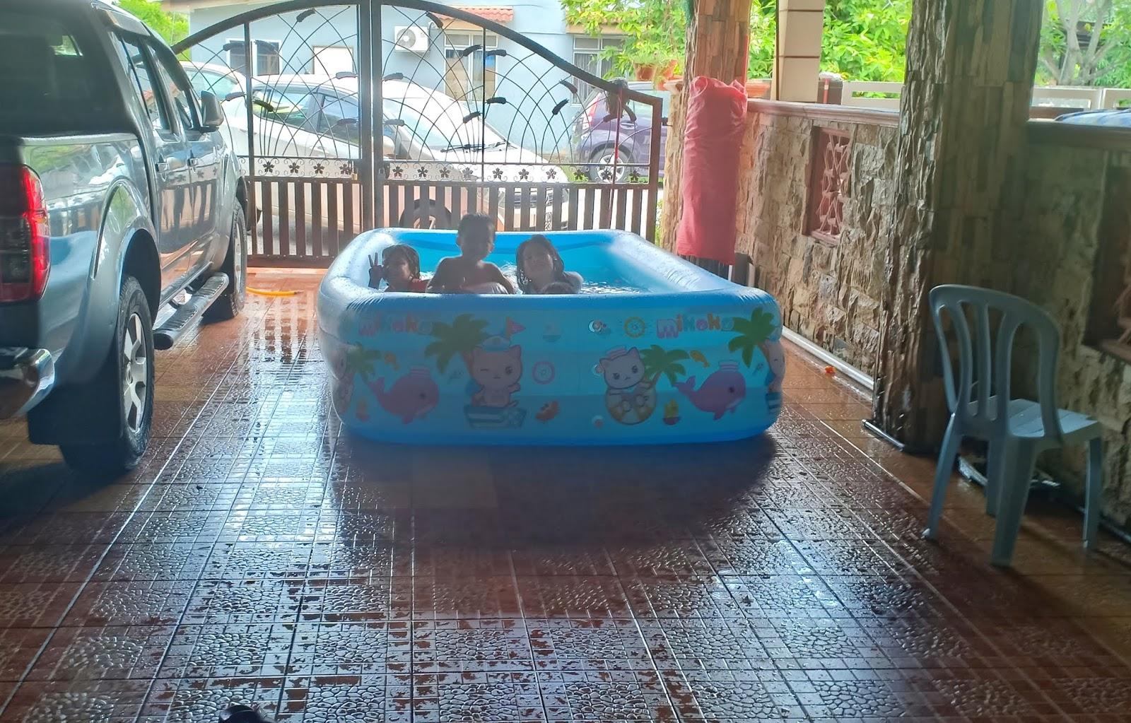 Aktiviti mandi kolam musim pkp