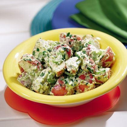 Guacamole Potato Salad Recipe