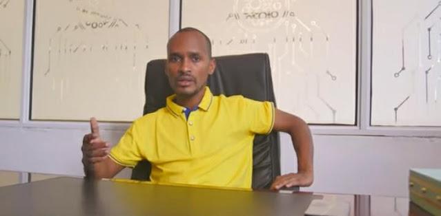 Mombasa businessman Morris Mbetsa photo
