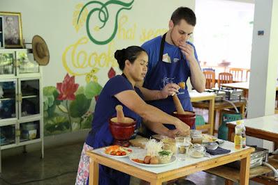 Thai Cooking Class in Thailand