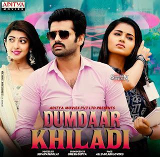 Dumdaar Khiladi 2019 Hindi Dubbed 720p HDRip 1GB