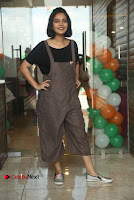 Swathi Reddy Pos in Jumpsuit at London Babulu Movie First Song Launch .COM 0005.jpg