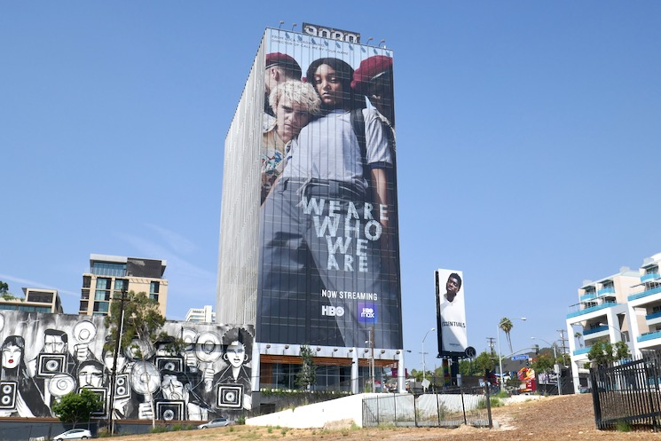 Giant We Are Who We Are season 1 billboard