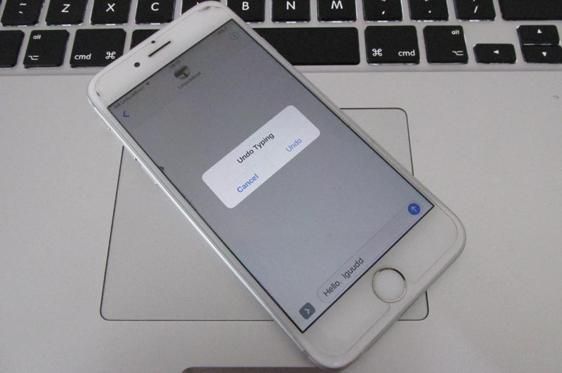 keyboard tips for iphone