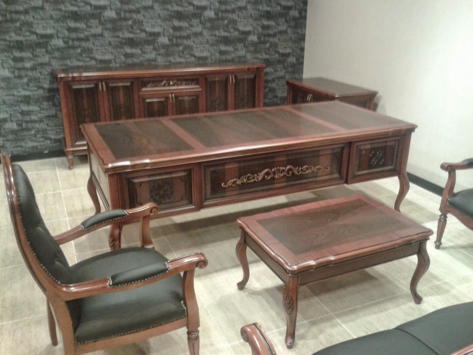lükens makam masası,makam takımı,ofis masası,ahşap masa,makam takımı,yönetici masası