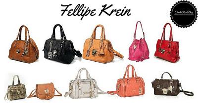 Marca de Bolsas Femininas Fellipe Krein