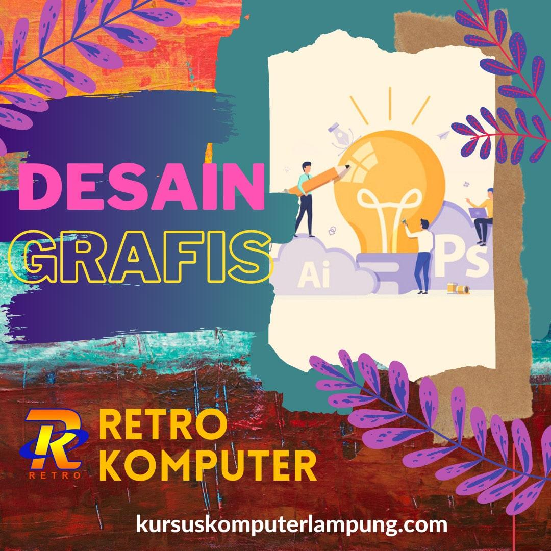 Kursus Desain Grafis Pro di Bandar Lampung