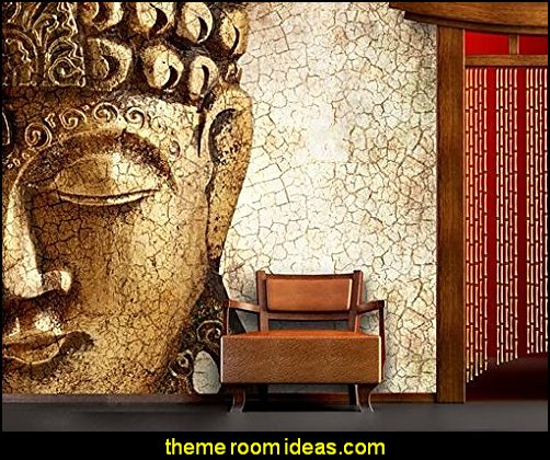 ANCIENT BUDDHA Wall Mural