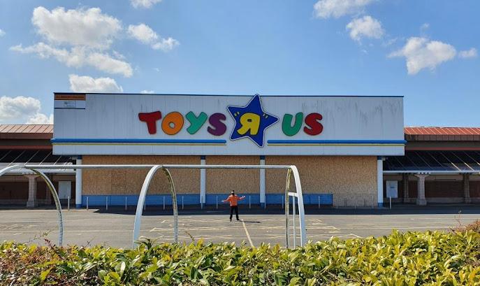 Toys R Us at Teesside Park in Stockton-on-Tees