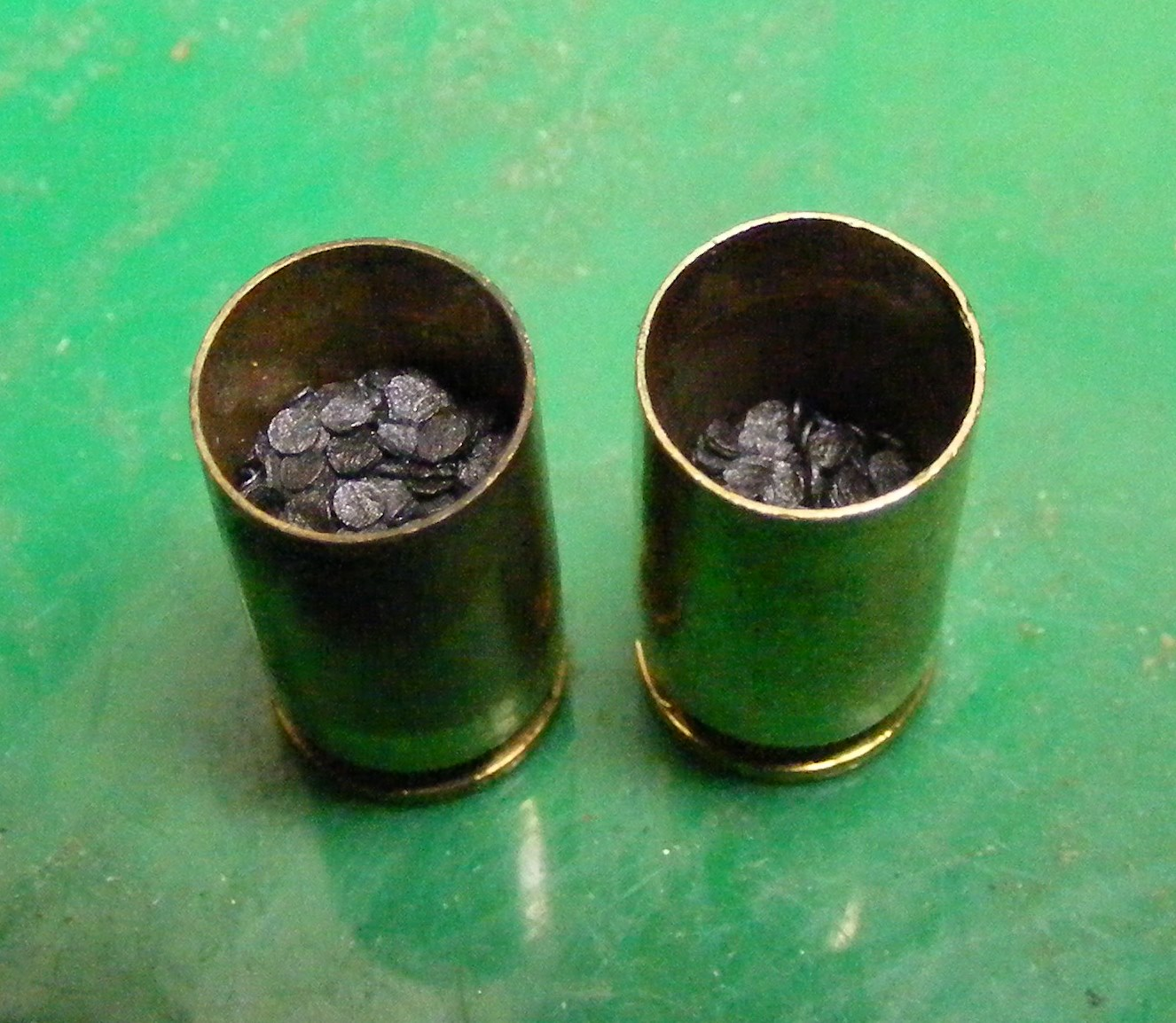 Eaton Rapids Joe: A problem at the reloading bench