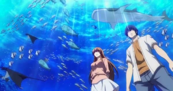 Apa bagusnya anime grand blue