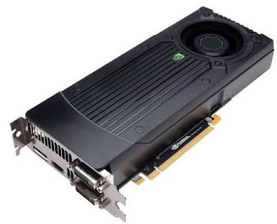 Nvidia GeForce GTX 670フルドライバーのダウンロード