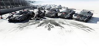 Race Driver: Grid PS Vita Background