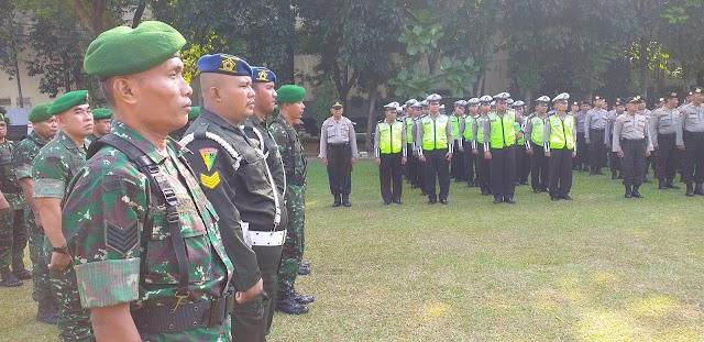 954 Personil Gabungan Siap Amankan Lebaran