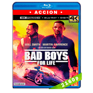 Bad Boys para siempre (2019) Ultra HD BDRip 2160p Latino