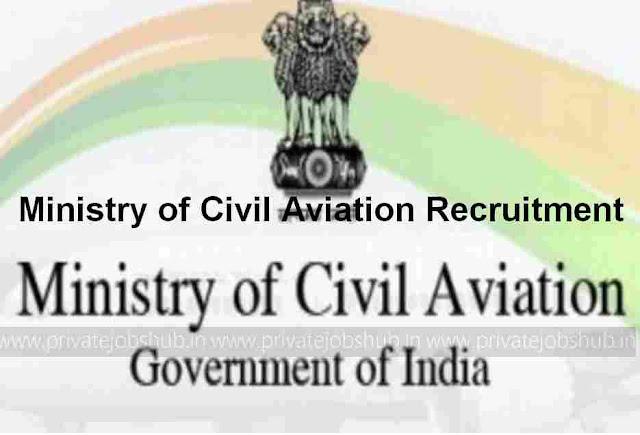 Ministry of Civil Aviation Recruitment