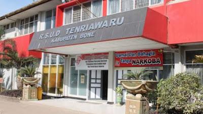 RSUD Tenriawaru Hapus Jam Besuk Untuk Cegah Penyebaran Corona di Bone