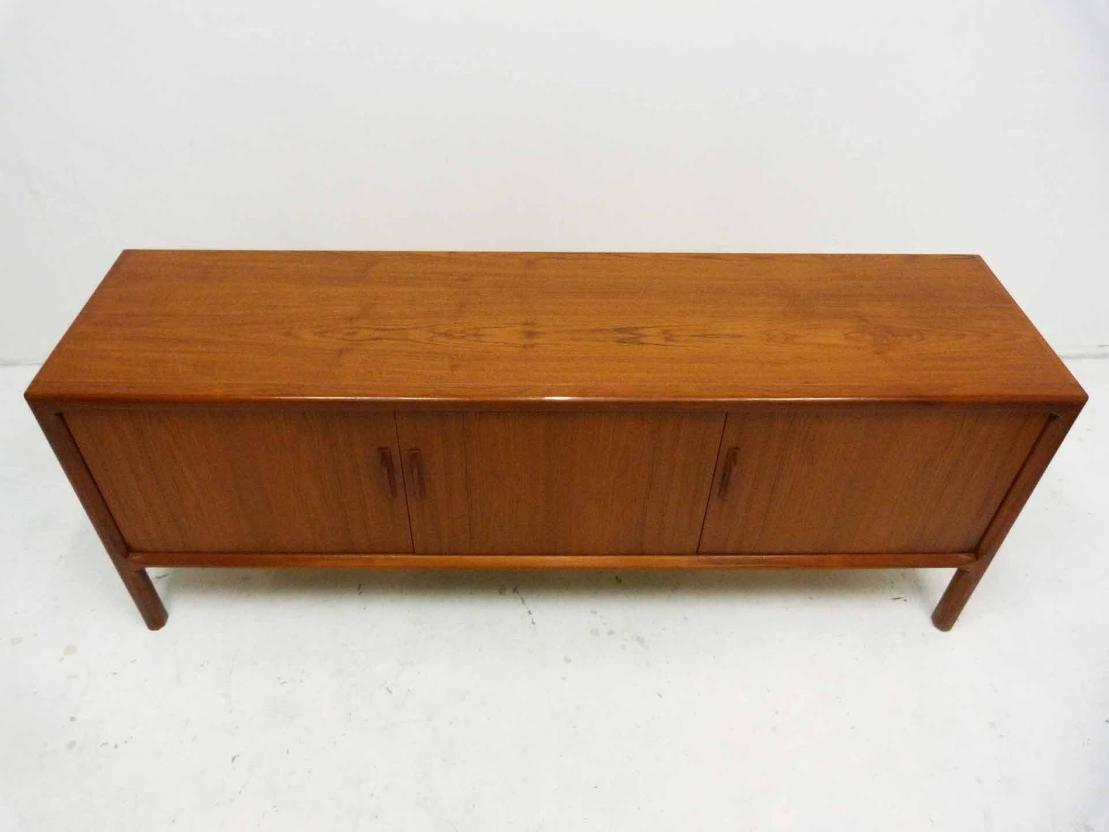 Teak Danish Credenza : Modern mid century danish vintage furniture shop used