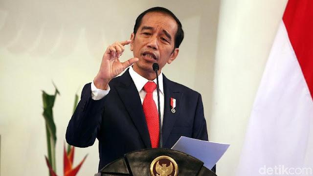 Proyek Elevated Disetop, Begini Kata Jokowi