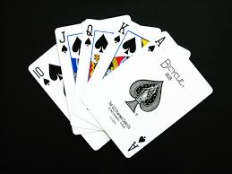 Kartu Yang Sering Keluar Dalam Permainan Poker