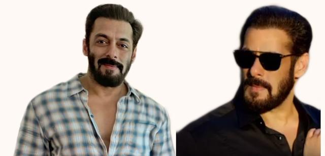 Salman khan Beard style