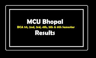 mcu bca results 2019