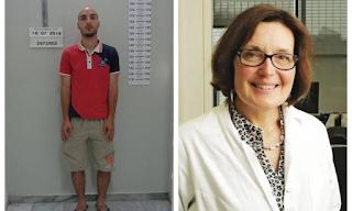 Δολοφονία βιολόγου: Δείτε τον 27χρονο δολοφόνο της - Δόθηκαν οι φωτογραφίες του