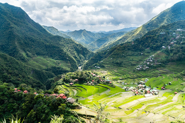 Rizières - Batad - Philippines
