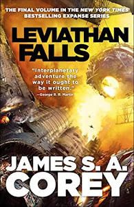 Leviathan Falls (The Expanse #9) by James S.A. Corey