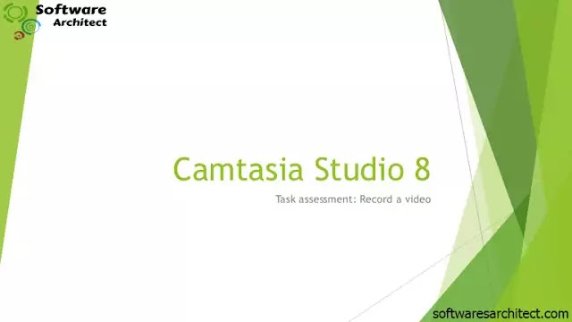 Camtasia Studio 8 (Screen Recorder + Video Editor) Free Download