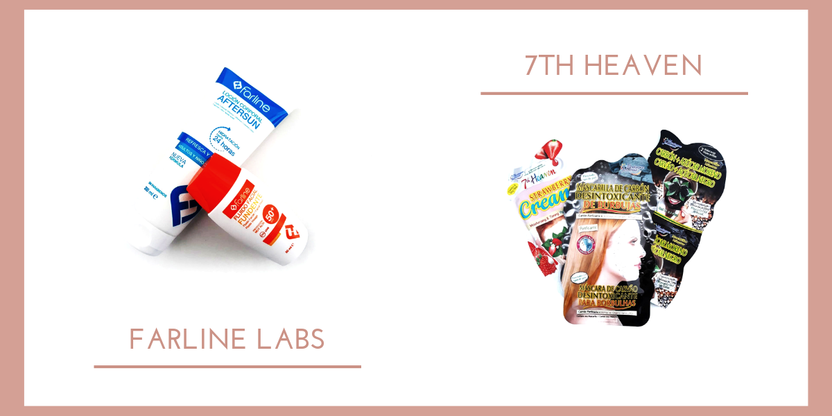 FARLINE LABS & 7TH HEAVEN