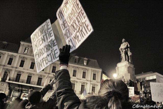 Proteste la Iaşi - lozinci-ian.2016 - blog FOTO-IDEEA