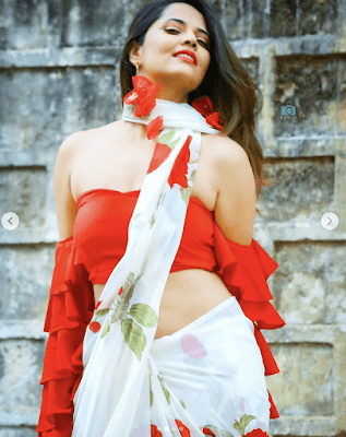 Anasuya Bharadwaj Hot, mobile wallpapers hd download, heroines photos