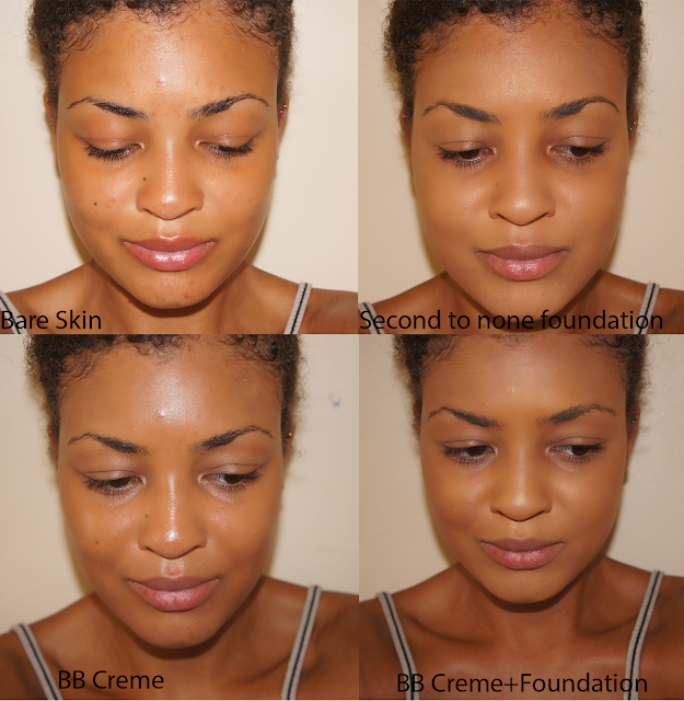 IMAN Cosmetics Second to None Luminous Foundation and BB Creme