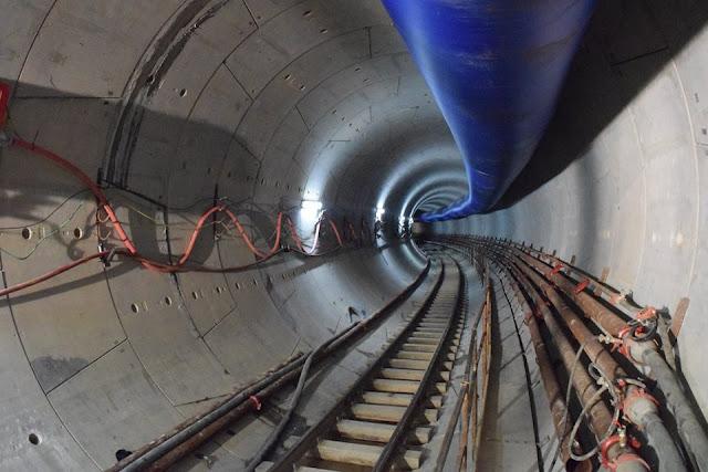 Le scale mobili, gli ascensori ed altri problemi della Metro C