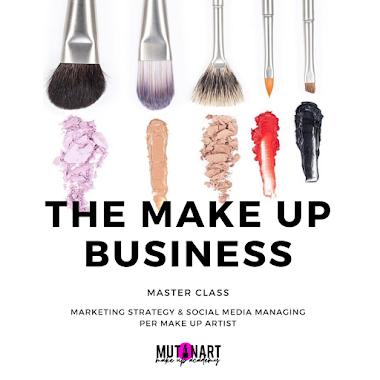 The Make Up Artist Business - Marketing Strategy e Social Media Managing per Make Up Artist