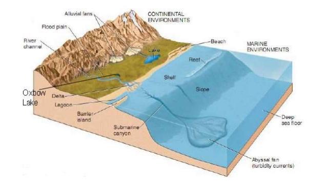 Sedimentasi Aquatis