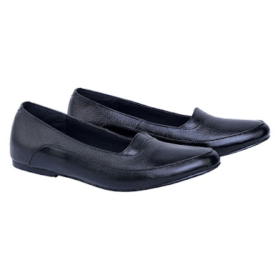 Sepatu Flat Kulit Wanita Catenzo HA 107