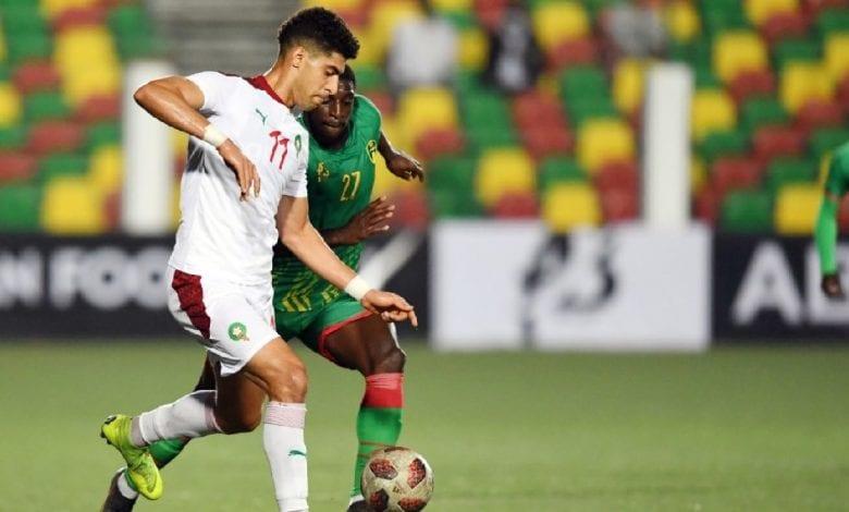 موعد مباراة المغرب، وغانا لقاء ودي