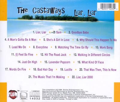 The Castaways (US)  - Liar, Liar (Best of the Castaways)