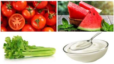 7 أطعمة تغنيك عن شرب الماء طوال اليوم