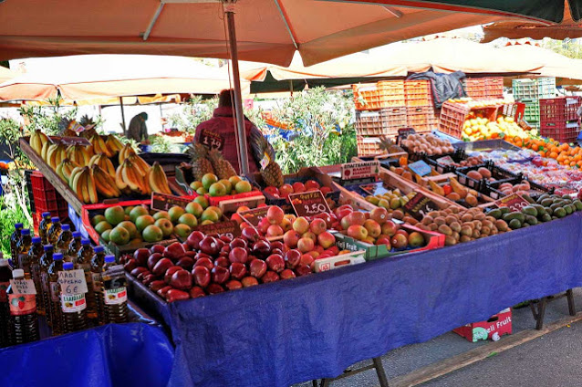 Οι πωλητές της λαϊκής στο Ναύπλιο που θα δραστηριοποιηθούν την Τετάρτη 13/1 (λίστα)